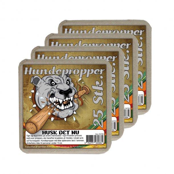 Hundepropper (bestillingsnr. 14)