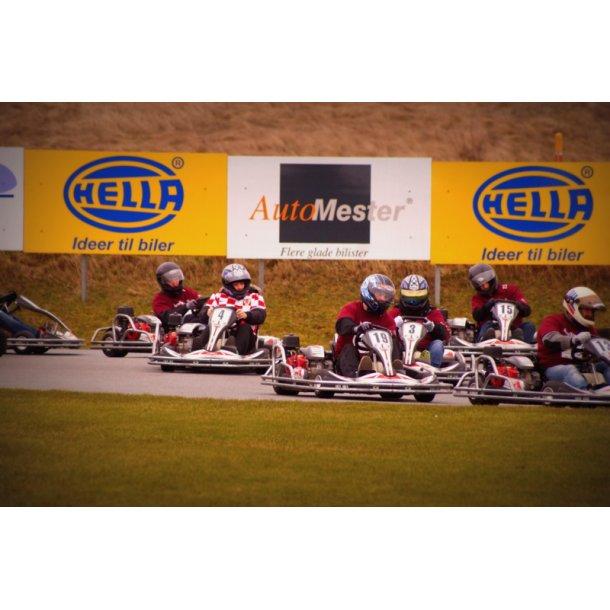 Grand Prix fra 5-60 personer